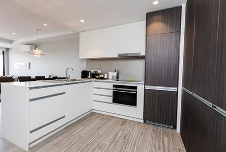 Lyndhurst Suite - Kitchen