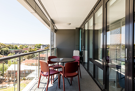 Lyndhurst Suite - Balcony