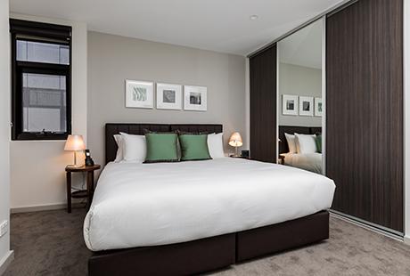 Lyndhurst Suite - Bedroom