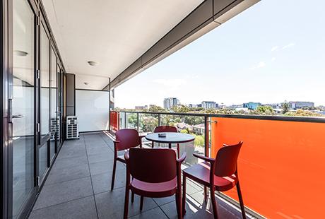 Wilkinson - Balcony