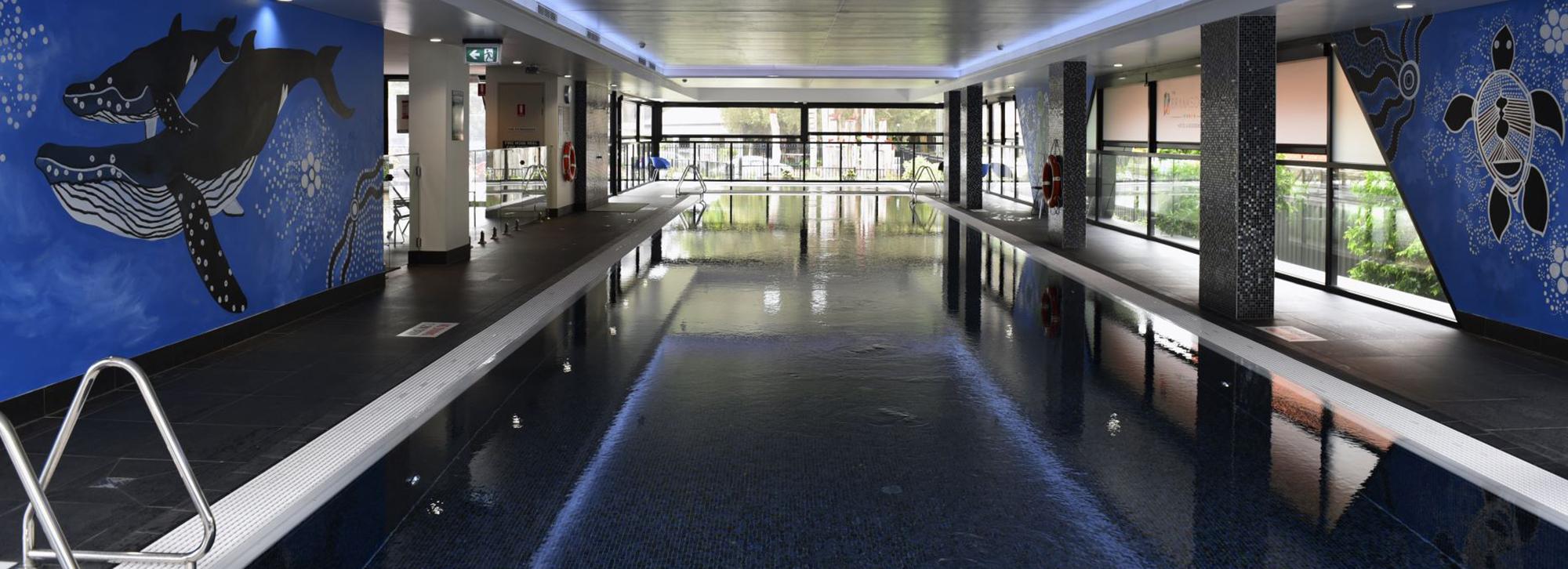 25m Indoor Heated Swimming Pool